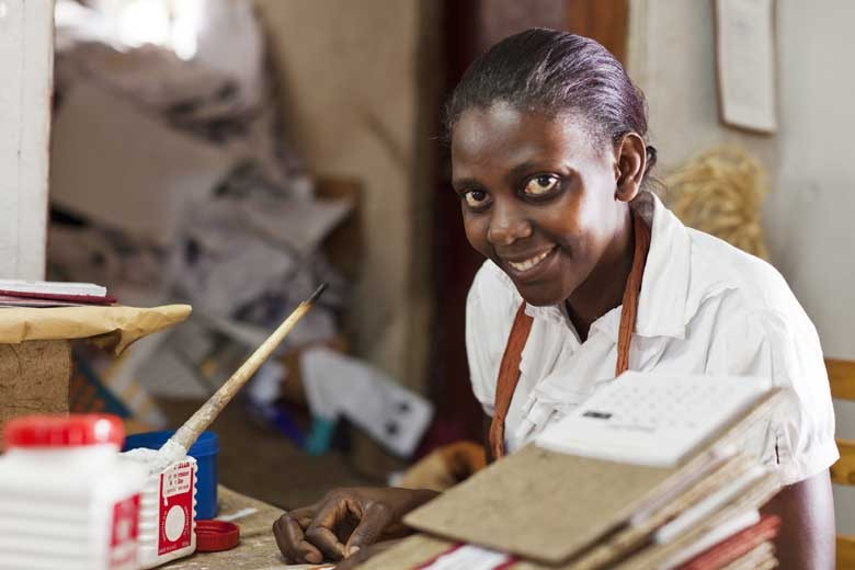 Image for Technoserve Uganda Girls' Apprentice Programme